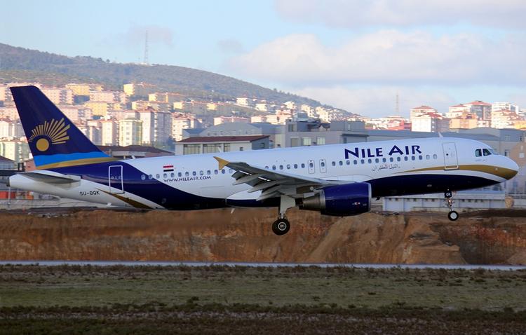 авиакомпания Nile Air